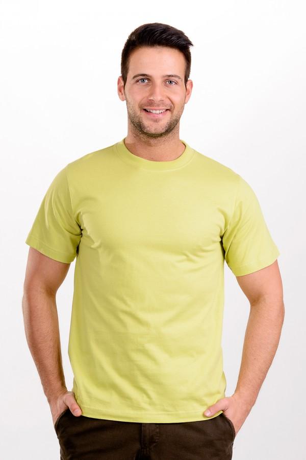 Halványzöld Kereknyakú Póló