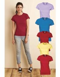 Női Karcsúsított póló 5 db