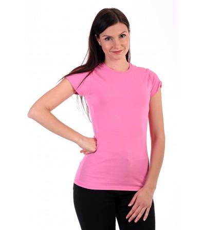 Női Póló rövid ujjú póló pink