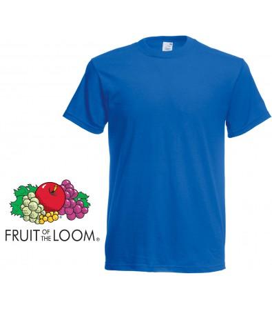Fruit of the Loom Póló Kék