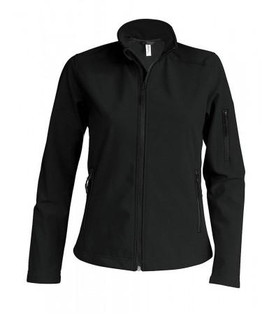 Női softshell dzseki
