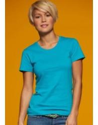 James & Nicholson  Női Slim Fit póló