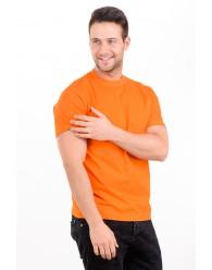 Narancs Kereknyakú Póló