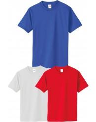 3 db férfi rövid ujjú kerekenyakú-póló