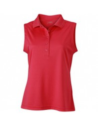 James & Nicholson pink színű női ujjatlan póló