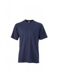 James & Nicholson sötétkék férfi póló