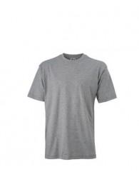 James & Nicholson szürke férfi póló