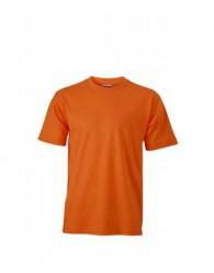 James & Nicholson narancs férfi póló